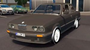 BMW 3.16i E30 car mod
