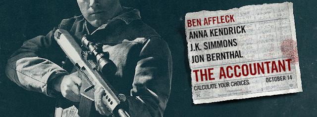 posterul filmului Contabilul