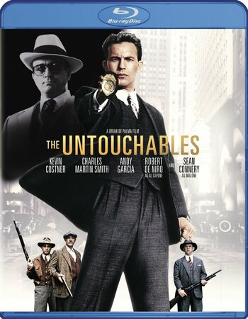 The Untouchables (1987) Dual Audio Hindi 720p BluRay 1GB ESubs Movie Download