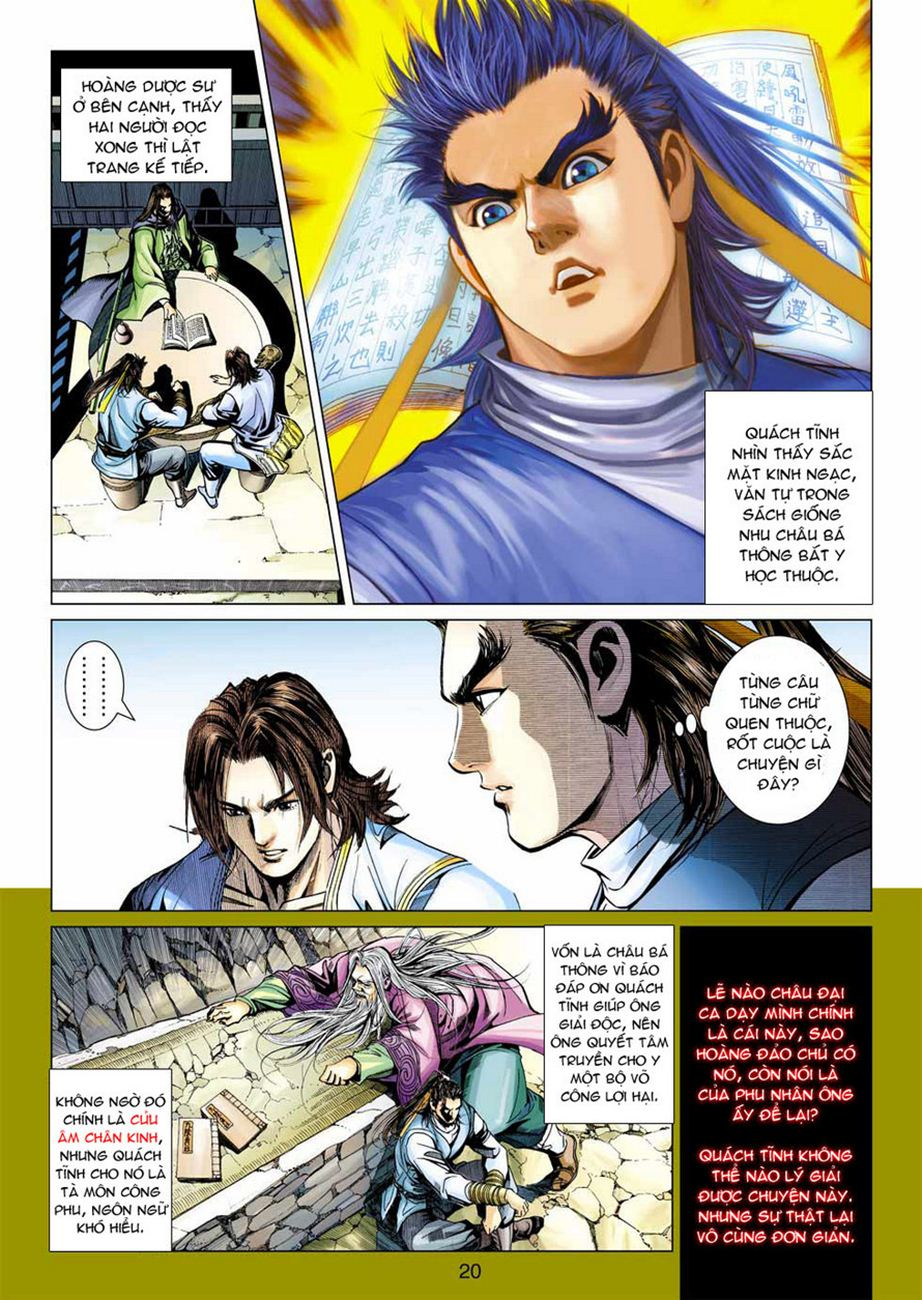 Anh Hùng Xạ Điêu anh hùng xạ đêu chap 47 trang 20