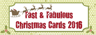 Sign up for this year's Fast and Fabulous Christmas Card Free Emails here - great designs and full instructions!