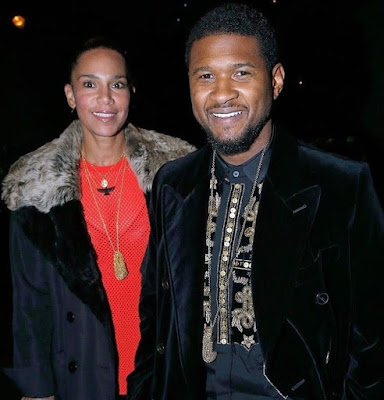 Marital Issues Usher Files For Divorce From Wife, Grace Miguel .