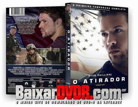O Atirador 1ª Temporada Completa (2016) DVD-R AUTORADO