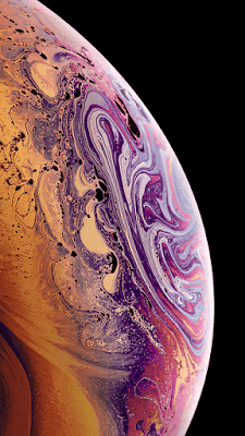 iphone Xs and Xs max stock hd wallpaper download