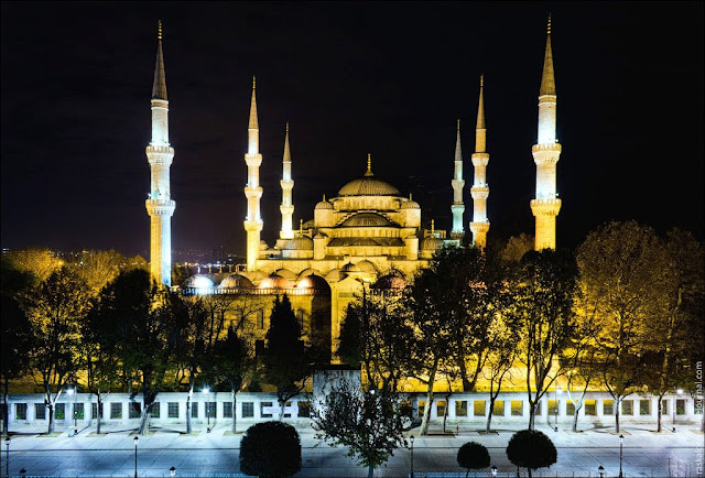 Sultan Ahmet Cami Blue Mosque