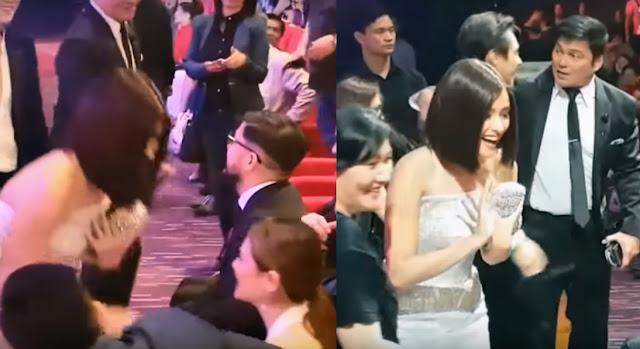 Marian Rivera S Reaction After Meeting Liza Soberano Elinkterest
