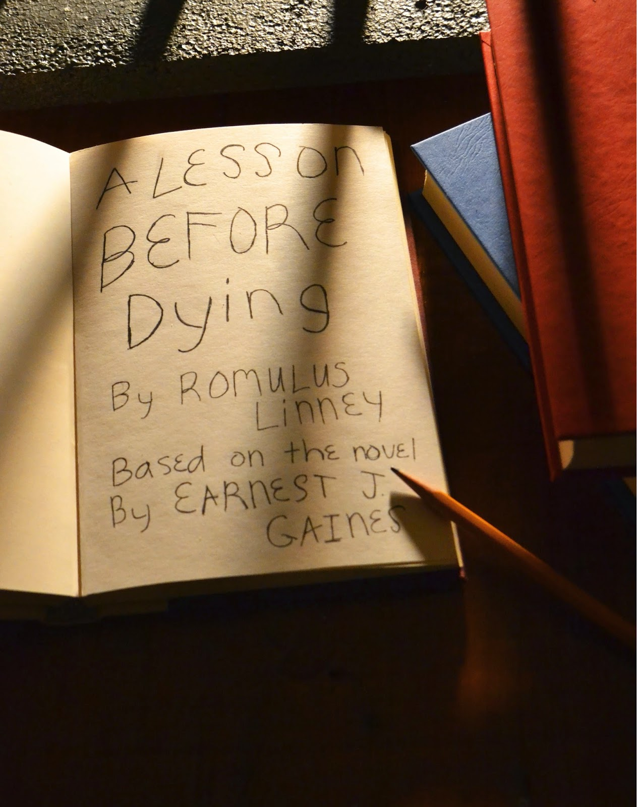 thesis on a lesson before dying related post of thesis on a lesson before dying