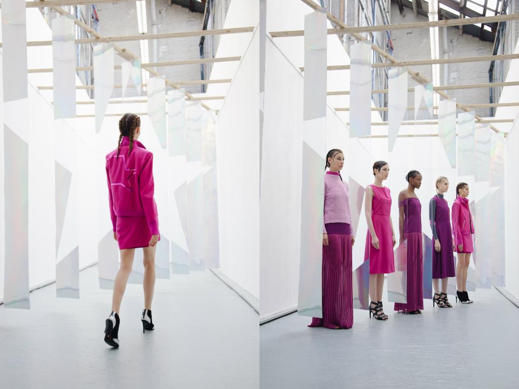 Ana Maddock- London Fashion Week AW 16-17 Georgia Hardinge Images by Eva K. Salvi