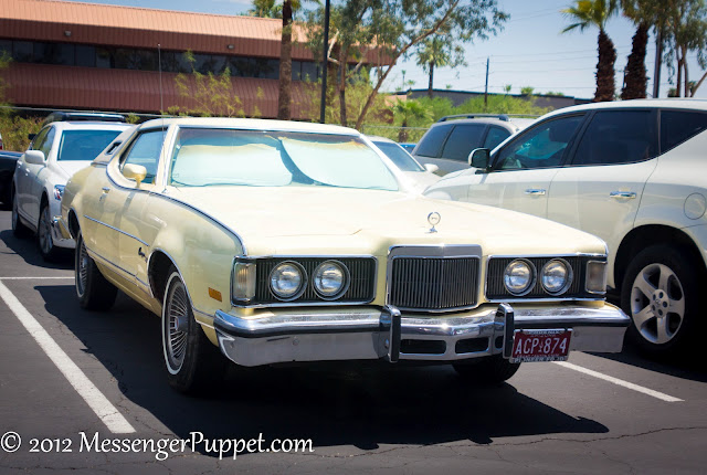 1974ish Cougar