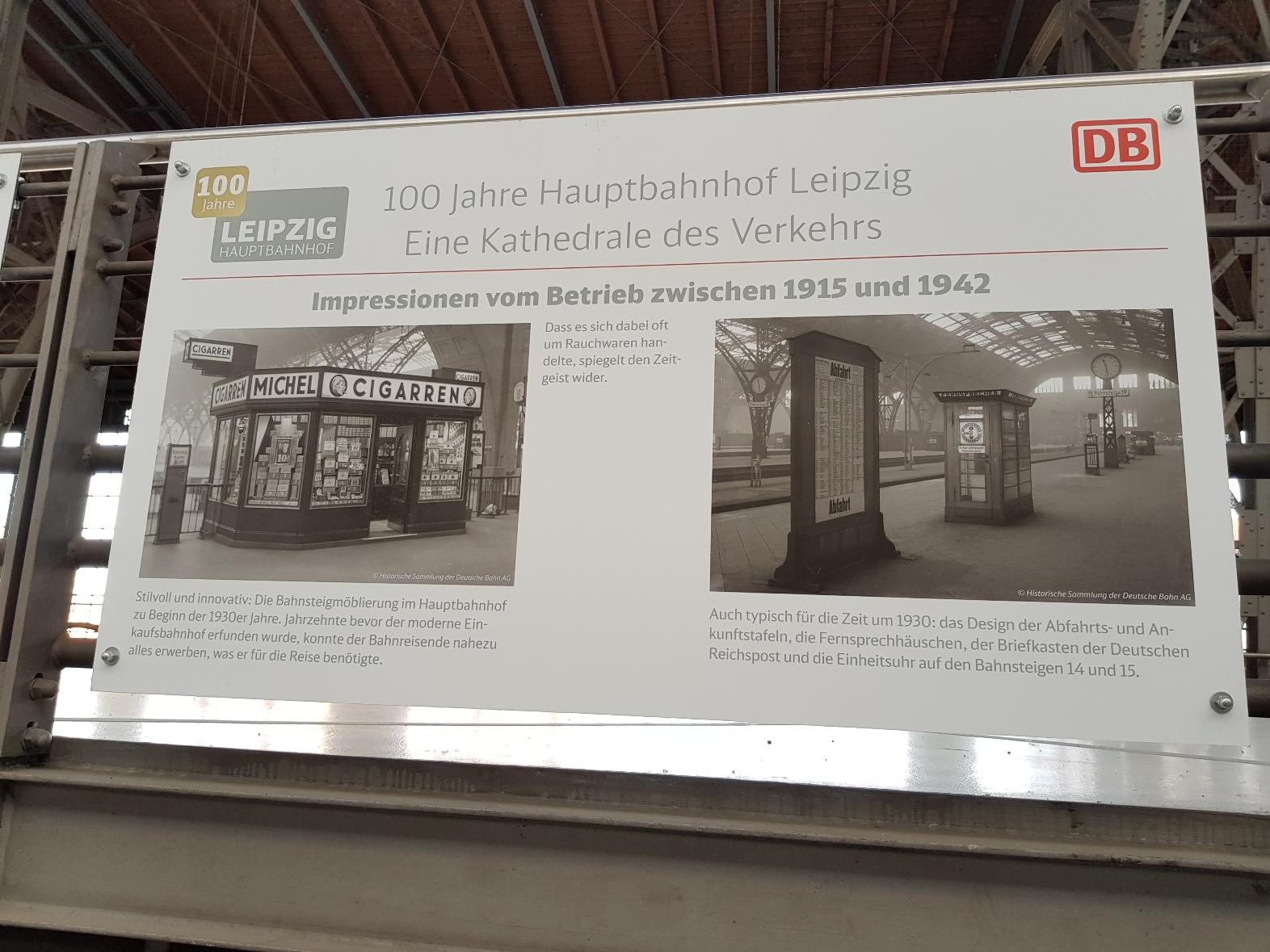 dworzec główny lipsk pierwszy dworzec czołowy w Europie historia
