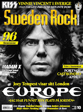 Sweden Rock Magazine #10/2017