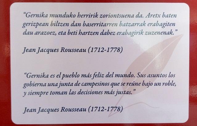 Detall del Museu d'Euskal Herria