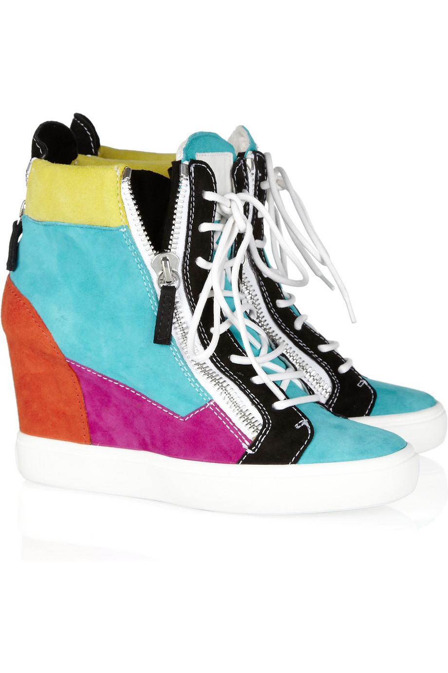 Have you bought your wedge sneakers yet? ~ The Serena Saga