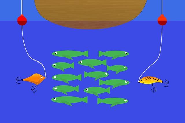 Mengapa Ikan Tidak Mau Makan Umpan?