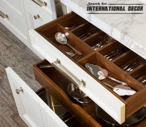 pull out drawers,pull out shelves, kitchen cabinet with drawers