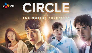 Circle : Two Worlds Connected, Top 16 - My Favorite Korean Drama Of 2017, Top 16 - Best Korean Drama Of 2017, My Korean Drama List, Senarai Drama Korea Kesukaan Aku, Drama Korea, Korean Drama, 2017, Blog Miss Banu Story, Review By Miss Banu,