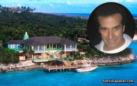 David Copperfield  Musha Cay, Bahamas