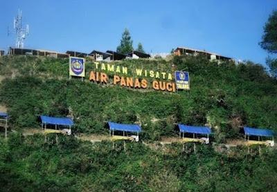 Taman Wisata Guci Tegal
