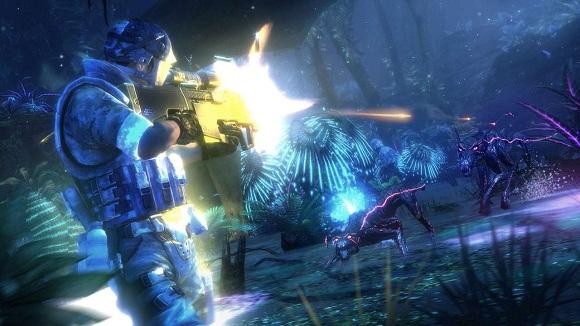 James Camerons Avatar The Game PC Full Version Screenshot 2