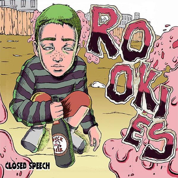 "Closed Speech stream new album ""Rookies"""