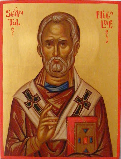 Saint Nicholas - one of the most beloved Saint in Orthodox Christianity ~ All Pretty Things