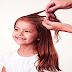 ترطيب شعر الأطفال الخشن