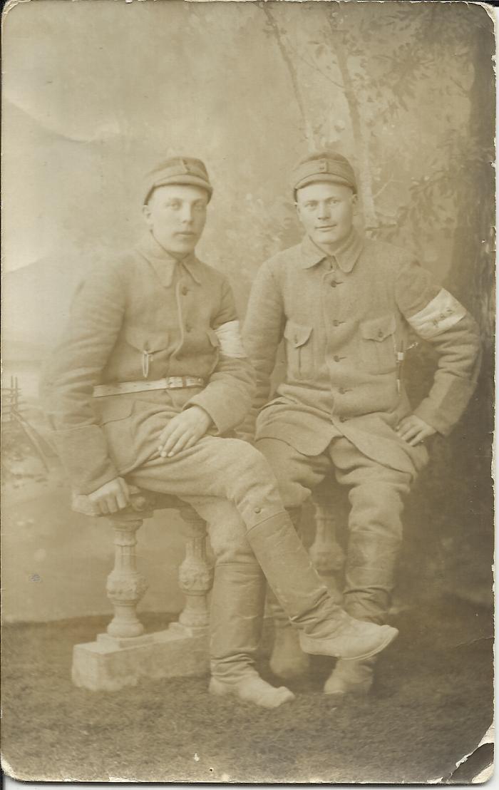 Suomen Sota 1918
