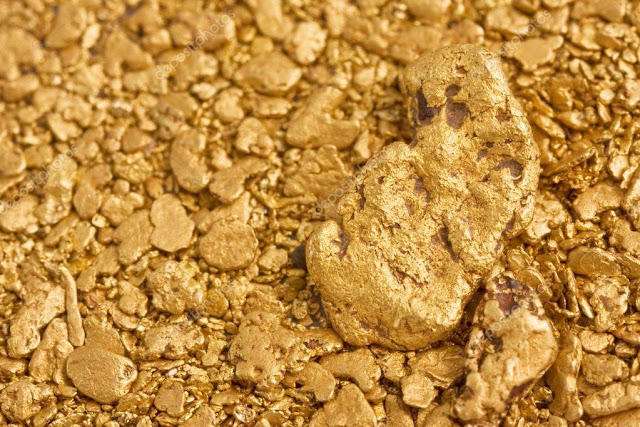 Geologists Discover Bacteria That Turns Small Bits of Gold Into Solid Nuggets