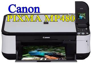 Canon PIXMA MP480 Driver Download