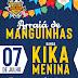 Participe do Arraiá de Manguinhas neste sábado (7)