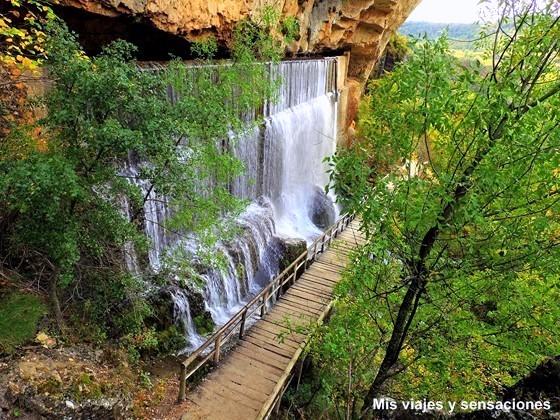 Paseo temático de la cueva del armentero, Hoz de Beteta, Cuenca