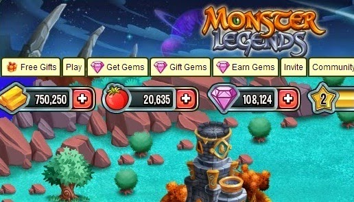 http://androidhackings.blogspot.in/2014/06/monster-legends-hack-tool-cheats.html