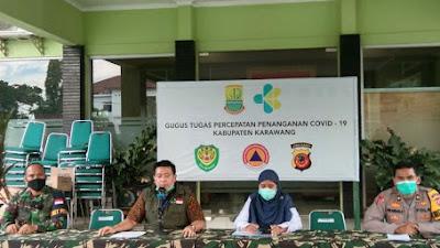"""Pemkab dan """" Satgas Kabupaten Karawang """"  Ditunggu Nyalinya,  Untuk Audit Dana Covid-19  di Desa"""