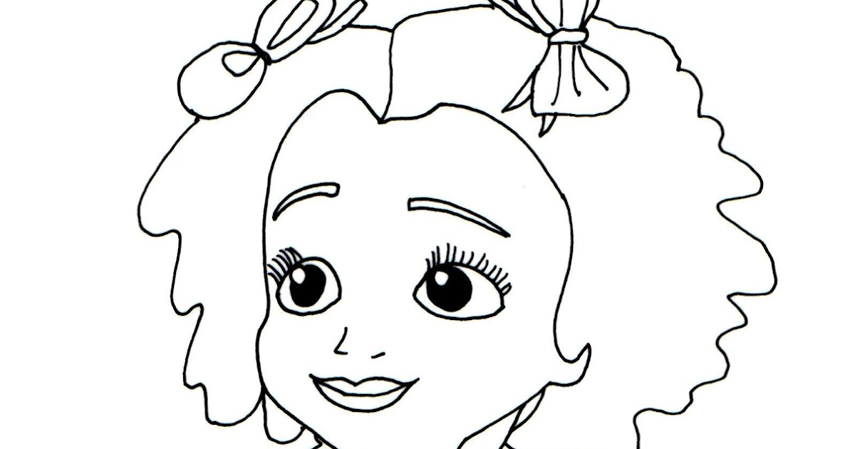 Sofia The First Coloring Pages Ruby Sofia The First