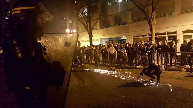 Muerte de un chino en París crea tensión entre China y Francia