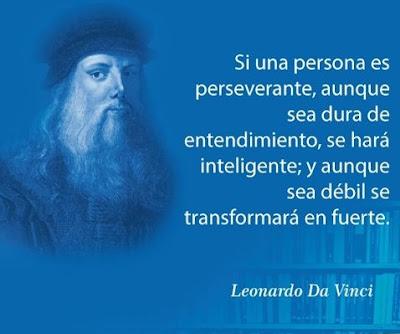 frases mas celebres de Leonardo Da Vinci