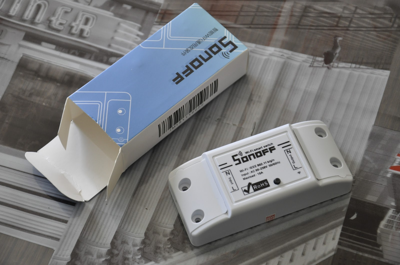Arduino & Co - Domotics Projects: Home Automation System - SONOFF ...