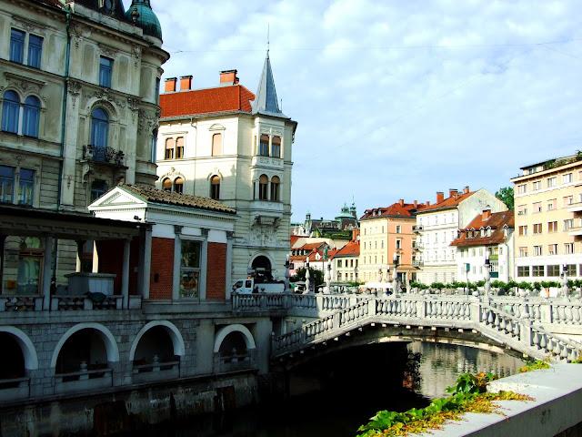 Centar Ljubljane