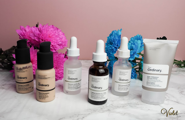 The Ordinary introduction