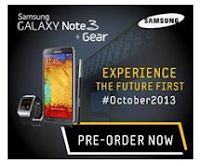 Specs and Price of The Samsung Galaxy Note 3 to be released in October, 2013