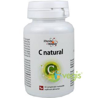 Supliment cu vitamina C natural -catina si amalaki