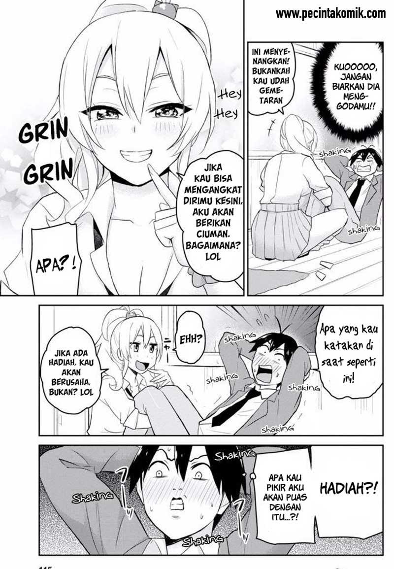 Manga Hajimete No Gal Chapter 16 Bahasa Indonesia