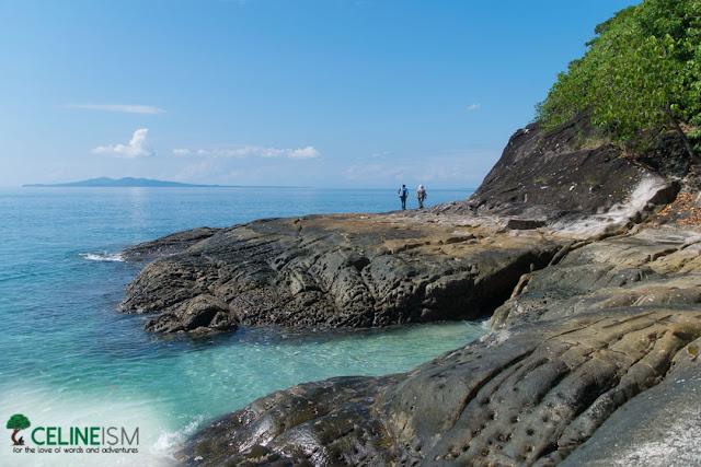 wave cut platforms onse islas