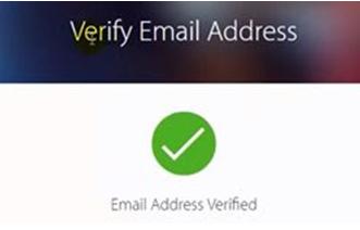 verify successful