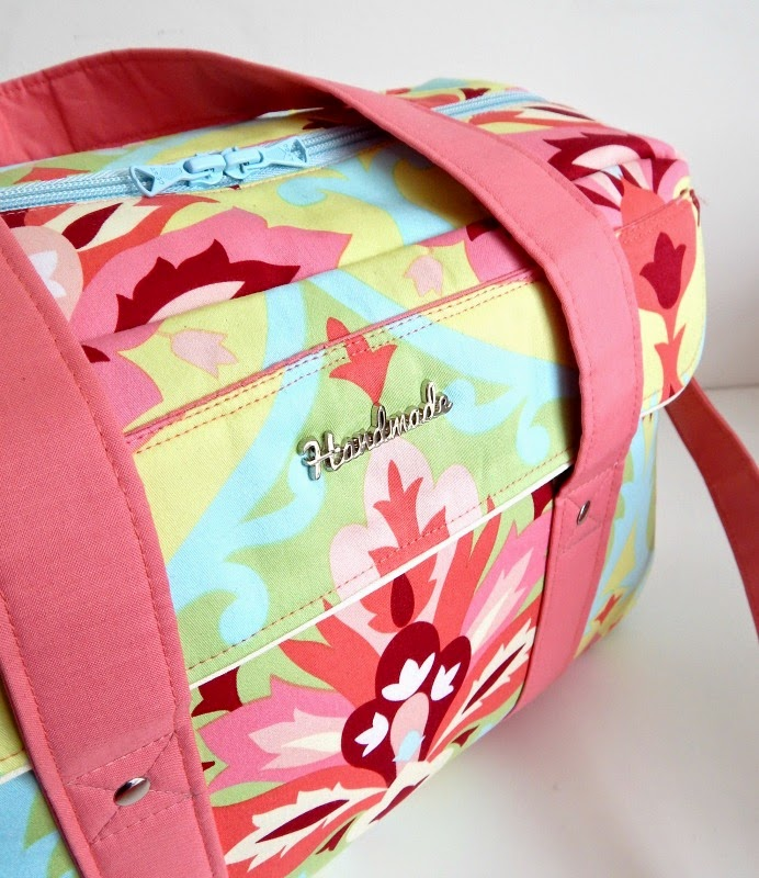 The Nappy Bag Sew Along