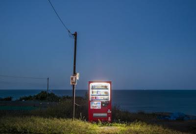 """""""Roadside Lights"""" - nhiếp ảnh gia Eiji Ohashi"""