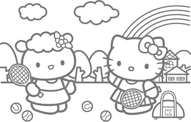hello kitty mask template - best 15 hello kitty halloween coloring pages image