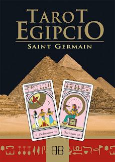 Tarot Egipcio por Saint Germain
