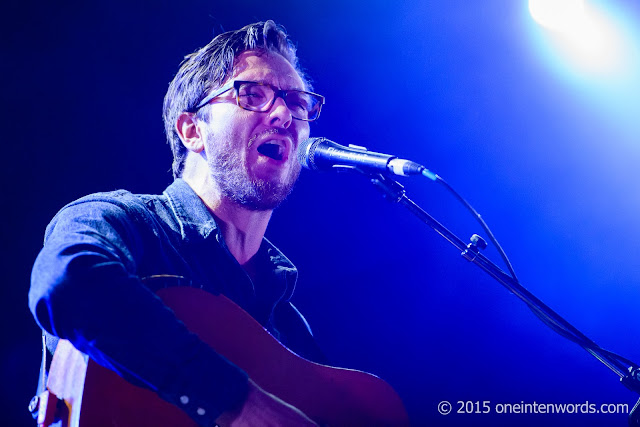 Chris Porterfield of Field Report at The Opera House September 29, 2015 Photo by John at One In Ten Words oneintenwords.com toronto indie alternative music blog concert photography pictures