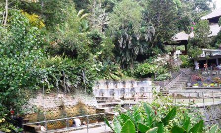Singaraja Banjar Holy Hot Springs